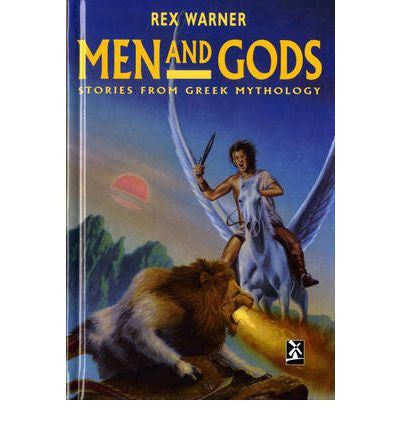 New Longman Literature Men And Gods -  Rex Warner