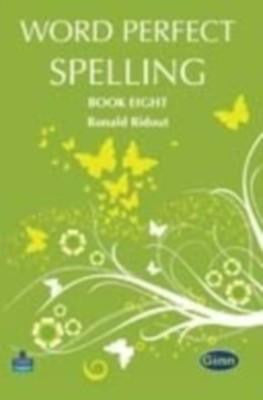 Word Perfect Spelling International 2nd Edition Book 8