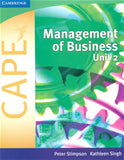 Management of Business Unit 2
