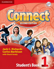 Connect Students' Book 1