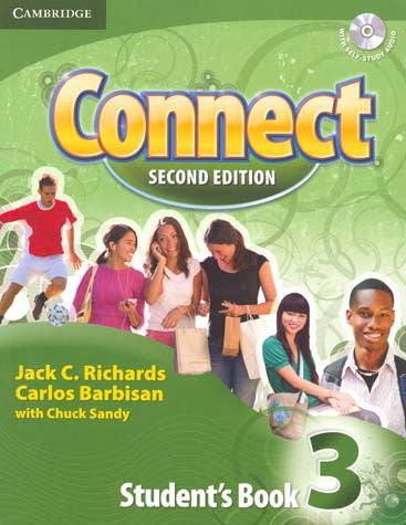 Connect Students' Book 3