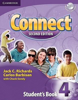 Connect Students' Book 4