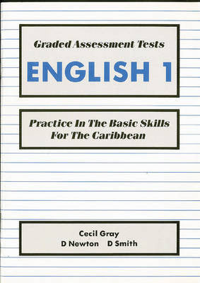 Graded Assessment Tests: English 1