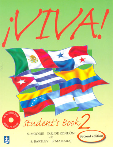 Viva: Pupil's Book 2 2nd Edition With Cd