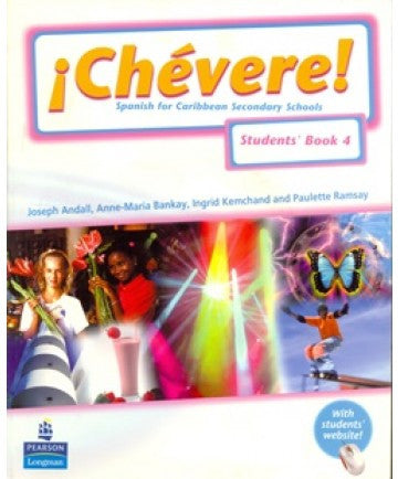 Chevere! Students' Book 4