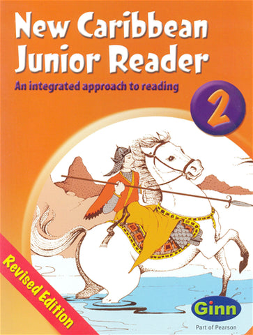 New Caribbean Junior Readers: Book 2