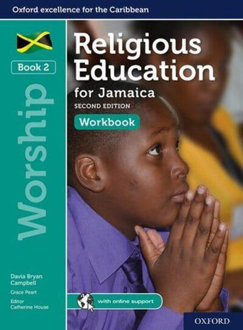 Religious Education for Jamaica Workbook 2 : Worship