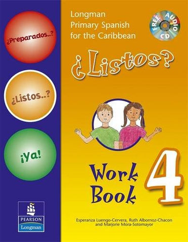 Longman Primary Spanish For The Caribbean: Workbook 4 ?Listos?