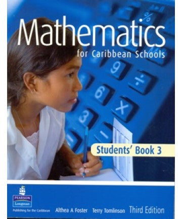 Mathematics For Caribbean Schools 3rd Edition Book 3