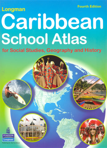 Caribbean School Atlas 4th Edition