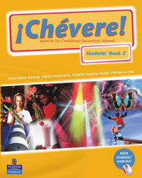 Chevere! Students' Book 2