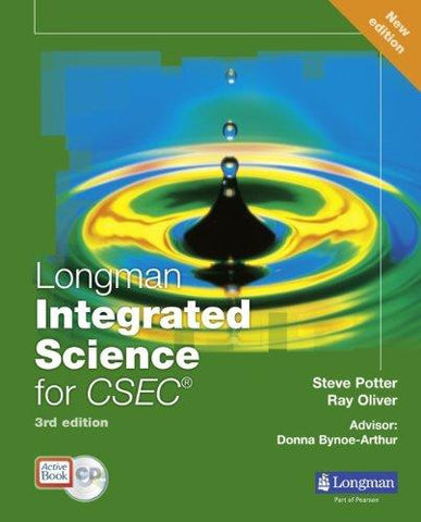 Longman Integrated Science For Csec 3rd Edition Active Book