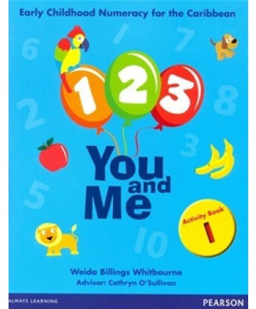 123 You & Me: Activity Book 1