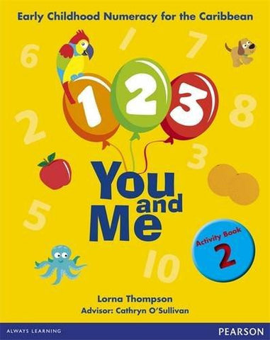 123 You & Me: Activity Book 2