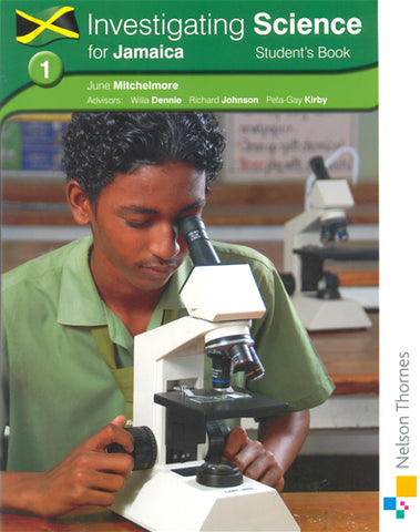 Investigating Science for Jamaica Student Book 1