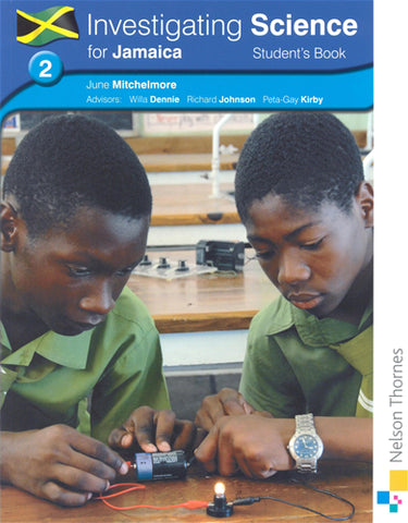 Investigating Science for Jamaica Student Book 2