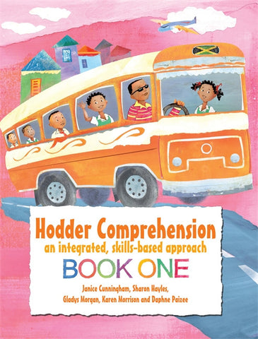 Hodder Comprehension For Jamaica Book 1