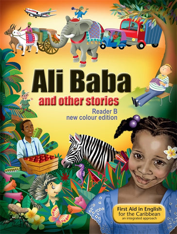 Reader B First Aid In English  -  Ali Baba