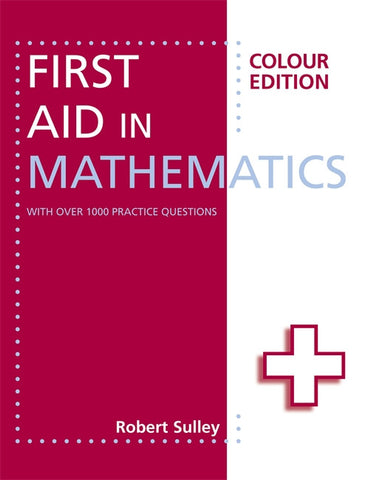 The First Aid In Maths