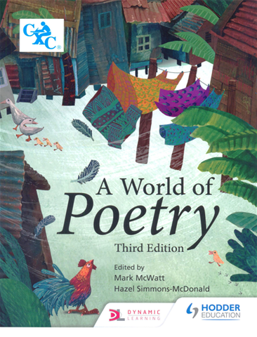 A World Of Poetry, Third Edition, Hodder Education
