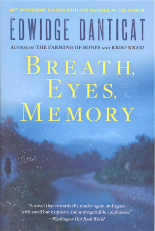 Breath Eyes Memory Paperback