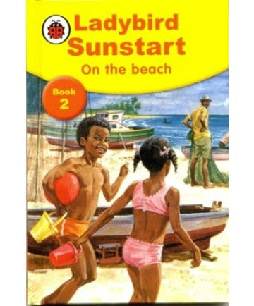 Ladybird Sunstart Book 2 On the Beach