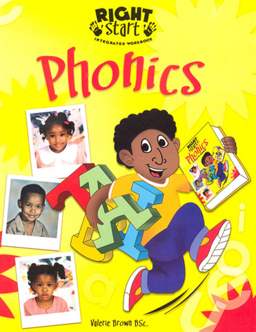 Right Start Phonics Integrated Workbook
