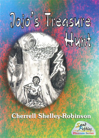 Sand Pebbles Pleasure Series (Spps) Jo-Jo's Treasure Hunt