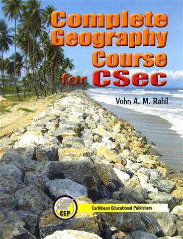 Complete Geography Course for CSEC