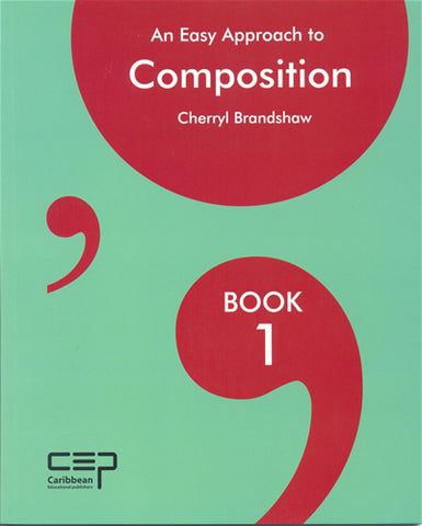 An Easy Approach to Composition Book 1