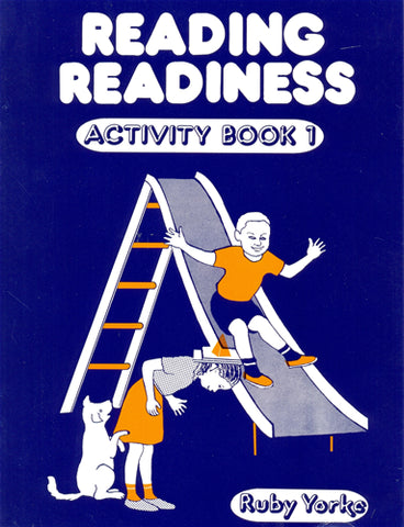 Reading Readiness Activity  Book 1