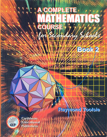 A Complete Mathematics Course for Secondary Schools Book 2