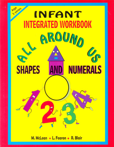 All Around Us – Shapes And Numerals