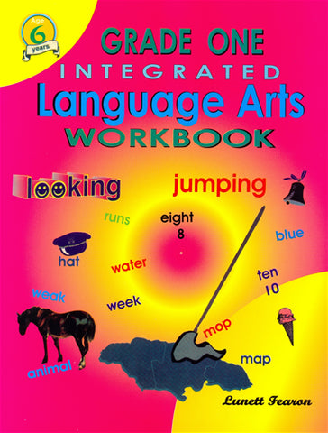 Grade 1 Integrated- Language Arts Workbook