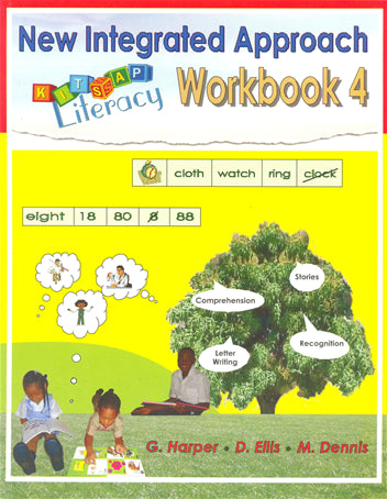 The New Integrated- LITERACY Workbook 4