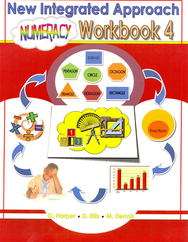 The New Integrated- NUMERACY Workbook 4