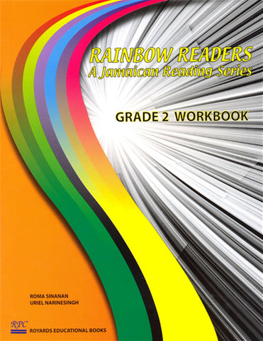 Rainbow Readers Grade 2 Workbook