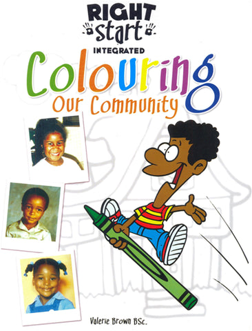 Right Start Integrated Colouring Our Community