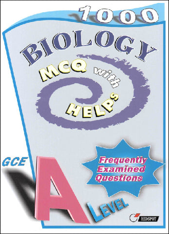 A Level Biology MCQ with Helps