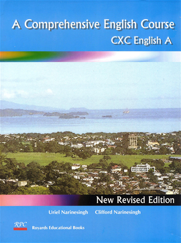 A Comprehensive English Course CXC English A by U Narinesingh & C Narinesingh