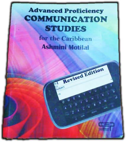 Advanced Proficiency Communication Studies for the Caribbean by Ashmini Motilal