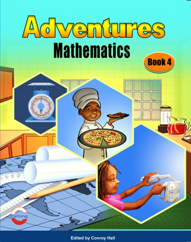 Adventures: Primary Mathematics - Book  4 Edited by Conroy Hill