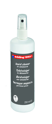 edding BMA1 Liquid Whiteboard Cleaner 8 oz.