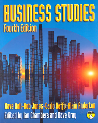 BUSINESS STUDIES 4TH EDITION . Hall