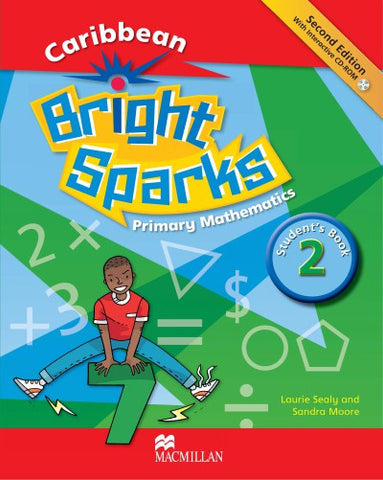 Bright Sparks Grade 2 Student Book with CD 2nd Edition