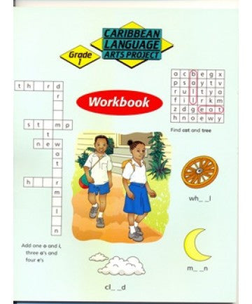 CLAP - Caribbean Language Arts Project Grade 1 Workbook