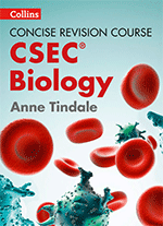 CSEC Biology Collins Concise Revision Course  by Anne Tindale