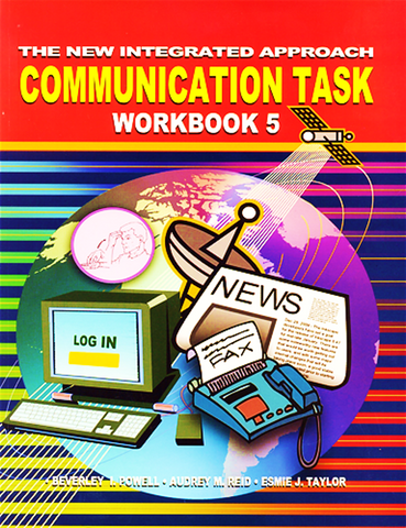 The New Integrated Approach Communication Task Workbook 5 by Beverley L. Powell, Audrey M. Reid, Esmie J. Taylor