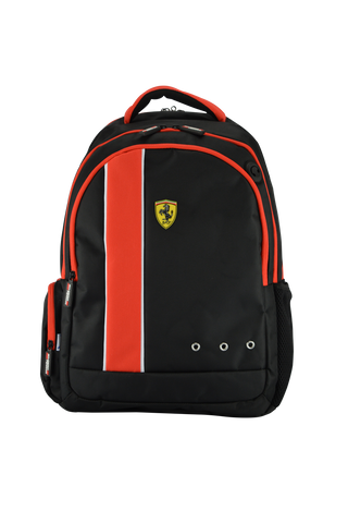 Norma Large Backpack Ferrari Black 2016