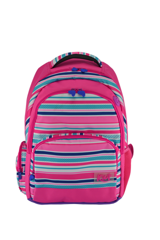 Norma Large Backpack Kiut Stripes 2016